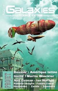 Galaxies - Nouvelle série, N°7/49, hiver 2010 : Dossier : Amérique Latine