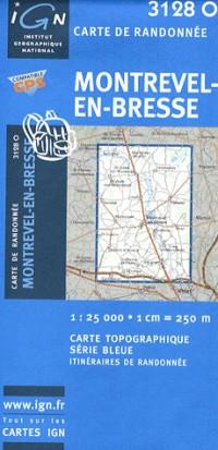 Montrevel-en-Bresse GPS