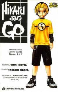 Hikaru no Go : Coffret tomes 1 à 3