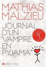 Journal d'un vampire en pyjama (+CD)