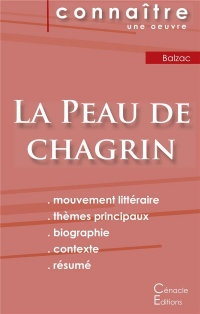 Fiche de Lecture la Peau de Chagrin de Balzac Analyse Litteraire de Reference et