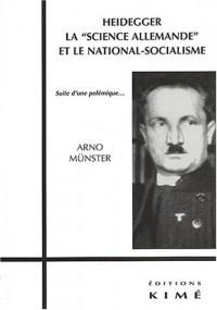 Heidegger, la : Suite d'une polémique...