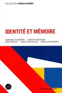 Identité et mémoire