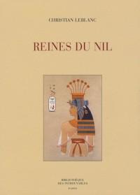 Reines du Nil (Broche)