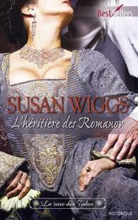 La rose des Tudor : L'héritière des Romanov