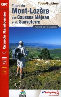 Tour Du Mont-Lozere Des Causses Mejean Et Du Sauveterre