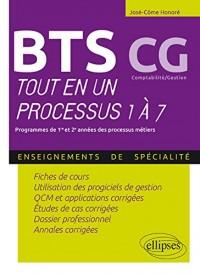 BTS Comptabilité/Gestion Tout en un Processus 1 à 7