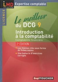 Le meilleur du DCG 9 : Introduction à la comptabilité
