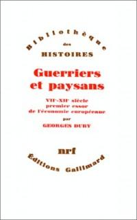 Guerriers et paysans, VII-XIIe siècle