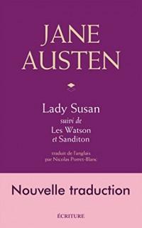 Lady Susan: Les Watson, Sanditon