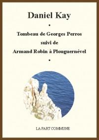 Tombeau de Georges Perros