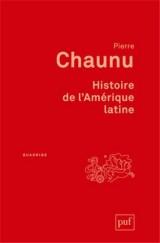 Histoire de l'Amérique latine [Poche]