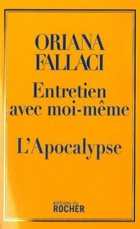 Entretien avec moi-même : L'Apocalypse