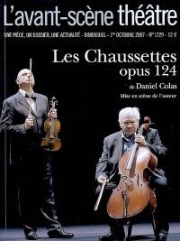 L'Avant-Scène théâtre, N° 1229, 1er Octobre : Les Chaussettes, opus 124