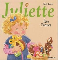 Juliette fête Pâques