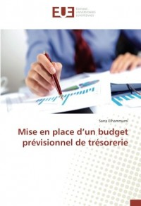 Mise en place d'un budget prévisionnel de trésorerie