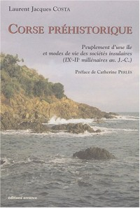 Corse préhistorique