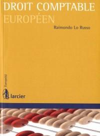 Droit comptable européen