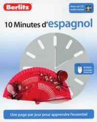Espagnol (d'), 10 Minutes