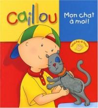 Caillou : Mon chat à moi !