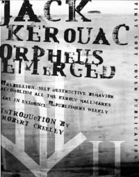 Orpheus Emerged
