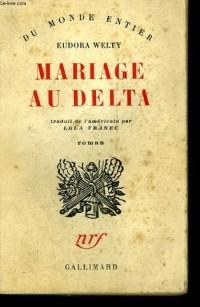 Mariage au delta