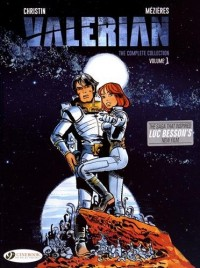 Valérian : The Complete Collection : Volume 1
