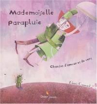 Mademoiselle parapluie