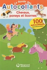 Chevaux, poneys et licornes