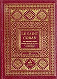 Coran Arabe-Français-Phonétique (poche)