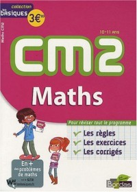 Basiques Maths CM2