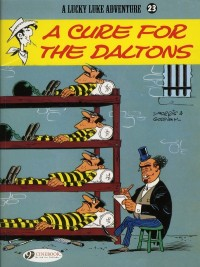 A Lucky Luke Adventure, Tome 23 : A cure for the daltons