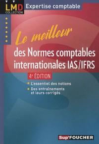 Le meilleur des Normes comptables internationales IAS/IFRS