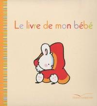 Petit Lapin Blanc. Mon livre de bébé