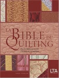 La Bible du quilting