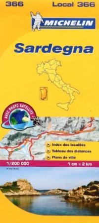 Sardegna : 1/200 000