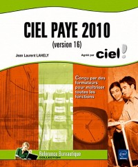Ciel Paye 2010 (version 16)
