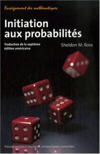 Initiation aux probabilités