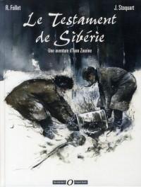 Ivan Zourine T01 Le testament de Sibérie
