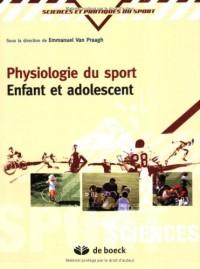 Physiologie du sport : Enfant et adolescent