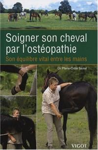 Soigner son cheval par l'ostéopathie : Son équilibre vital entre les mains
