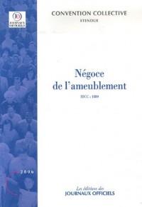 Négoce de l'ameublement - Brochure 3056 - IDCC:1880
