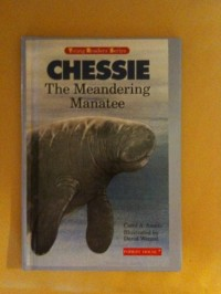 Chessie the Meandering Manatee
