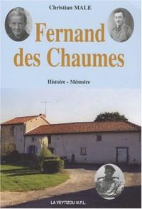 Fernand des Chaumes : De Verdun aux djebels