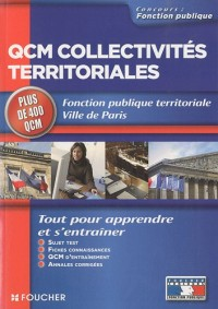 QCM collectivités territoriales