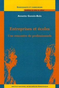 Entreprises et écoles : Une rencontre de professionnels