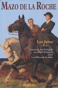 Les Jalna, N° 2 : L'héritage des Whiteoak, Les frères Whiteoak, Jalna, Les Whiteoak de Jalna
