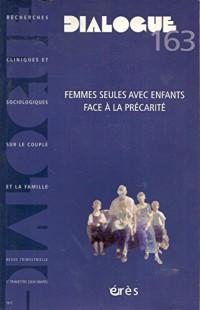 Femmes seules avec enfants en situation precaire  nø163