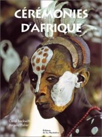 Cérémonies d'Afrique