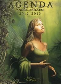 Agenda Scolaire 2012-2013  Princesse